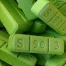 Buy Green Xanax S 90 3 Bars Online