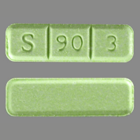 Green Xanax Bar
